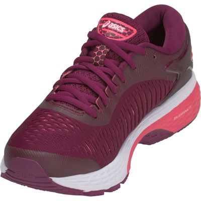 Asics Gel-Kayano 25 Ladies Running Shoes SS19 - Pink - Angle2