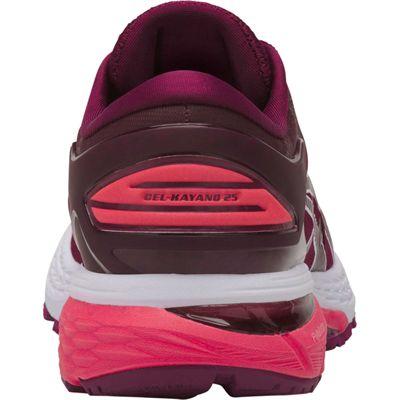 Asics Gel-Kayano 25 Ladies Running Shoes SS19 - Pink - Back