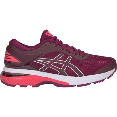 Asics Gel-Kayano 25 Ladies Running Shoes SS19 - Pink - Side
