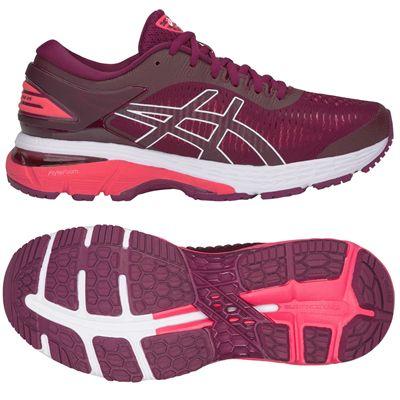 new york 99fed 710ea Asics Gel-Kayano 25 Ladies Running Shoes - Sweatband.com
