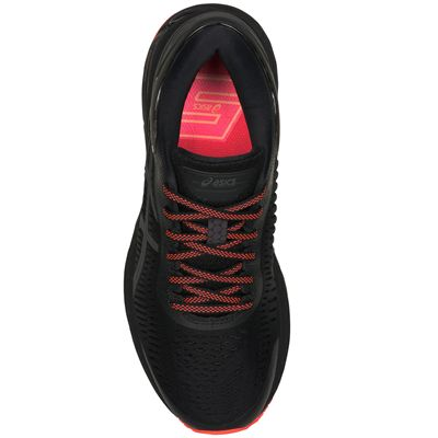 Asics Gel-Kayano 25 Lite-Show Ladies Running Shoes - Above