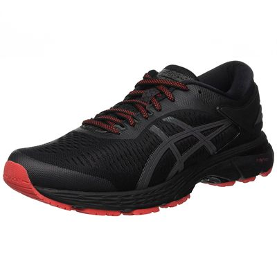 Asics Gel-Kayano 25 Lite-Show Mens Running Shoes - Angled3