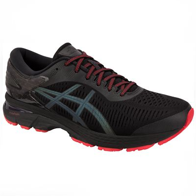 Asics Gel-Kayano 25 Lite-Show Mens Running Shoes - Angled