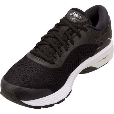 Asics Gel-Kayano 25 Mens Running Shoes SS19 - Black - Angled1