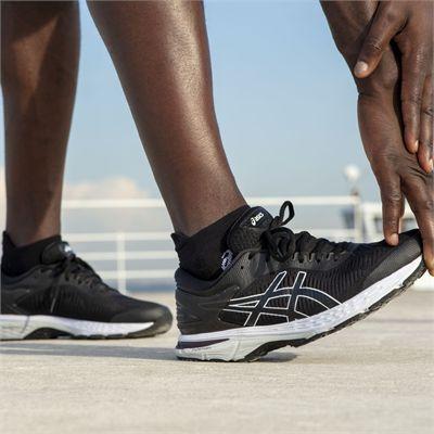 Asics Gel-Kayano 25 Mens Running Shoes SS19 - Black - Lifestyle2