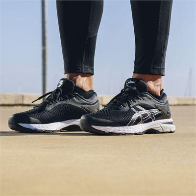 Asics Gel-Kayano 25 Mens Running Shoes SS19 - Black - Lifestyle3