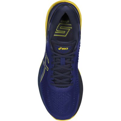 Asics Gel-Kayano 25 Mens Running Shoes SS19 - Blue - Above