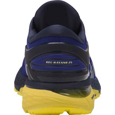 Asics Gel-Kayano 25 Mens Running Shoes SS19 - Blue - Back