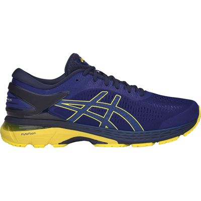 Asics Gel-Kayano 25 Mens Running Shoes SS19 - Blue - Side