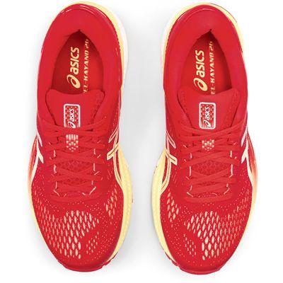 Asics Gel-Kayano 26 Ladies Running Shoes - Pink - Above