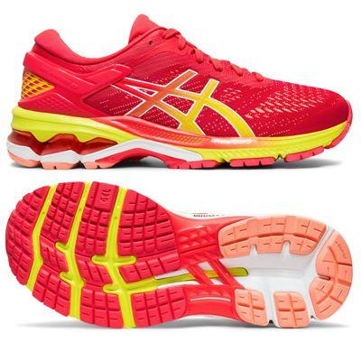 Asics Gel-Kayano 26 Ladies Running Shoes - Pink