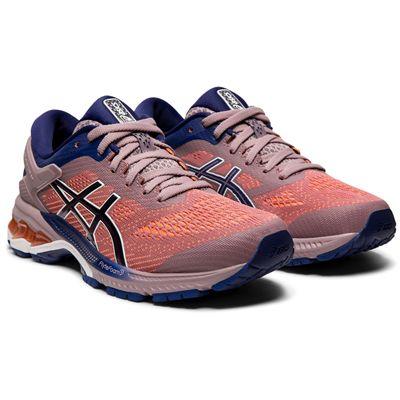 Asics Gel-Kayano 26 Ladies Running Shoes - Slant