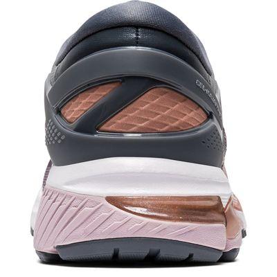 Asics Gel-Kayano 26 Ladies Running Shoes SS20 - Grey - Back