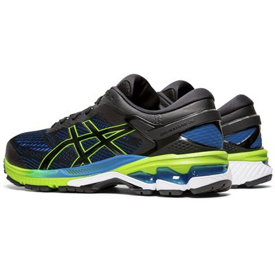 Asics Gel-Kayano 26 Mens Running Shoes - Angled