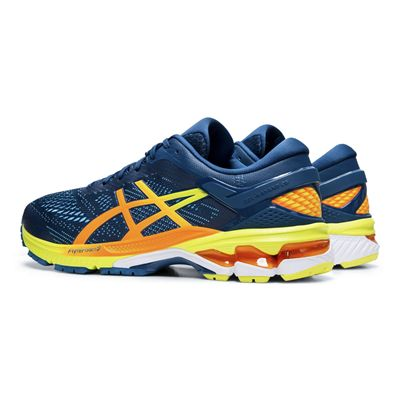 newest 7f0f5 e09ad Asics Gel-Kayano 26 Mens Running Shoes