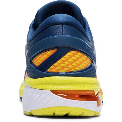 Asics Gel-Kayano 26 Mens Running Shoes - Blue - Back