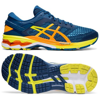 Asics Gel-Kayano 26 Mens Running Shoes - Blue