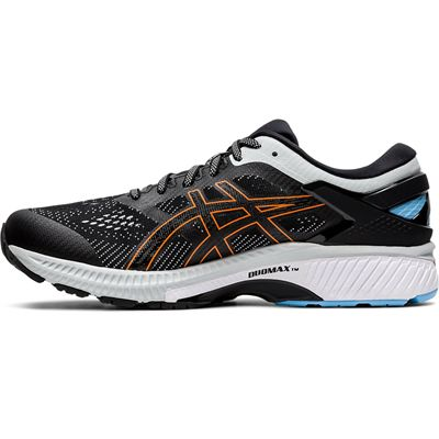 Asics Gel-Kayano 26 Mens Running Shoes SS20 - Black - Sided