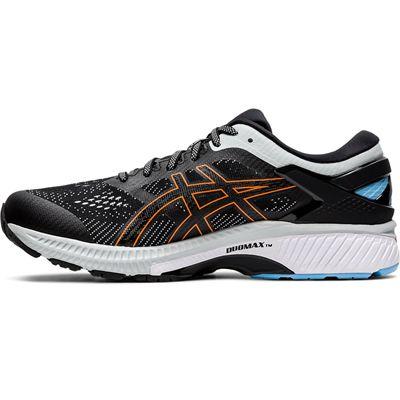 Asics Gel-Kayano 26 Mens Running Shoes SS20 - Black - Sided