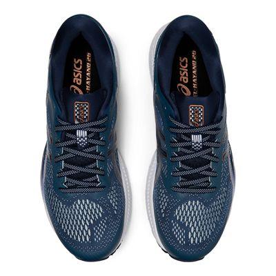 Asics Gel-Kayano 26 Mens Running Shoes SS20 - Blue - Above