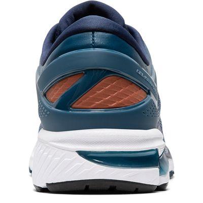 Asics Gel-Kayano 26 Mens Running Shoes SS20 - Blue - Back