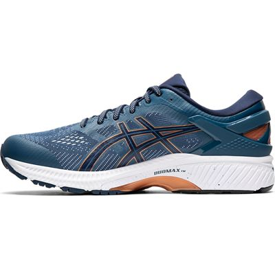 Asics Gel-Kayano 26 Mens Running Shoes SS20 - Blue - Sided