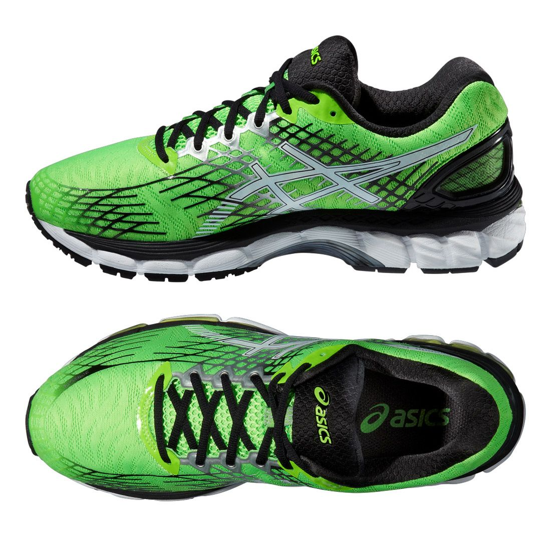 Asics Gel Nimbus 17 Mens Running Shoes Aw15 Sweatband Com