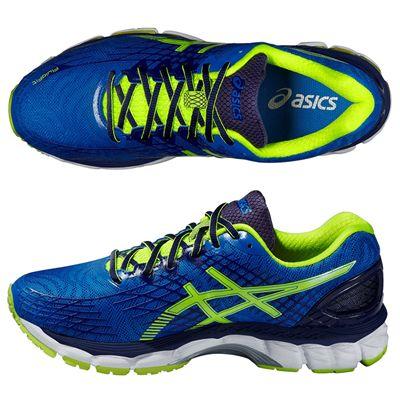 Asics Gel-Nimbus 17 Mens Running Shoes - Top/Side