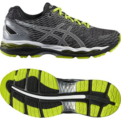 Asics Gel-Nimbus 18 Lite-Show Mens Running Shoes