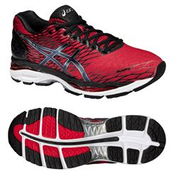 Asics Gel-Nimbus 18 Mens Running Shoes SS16