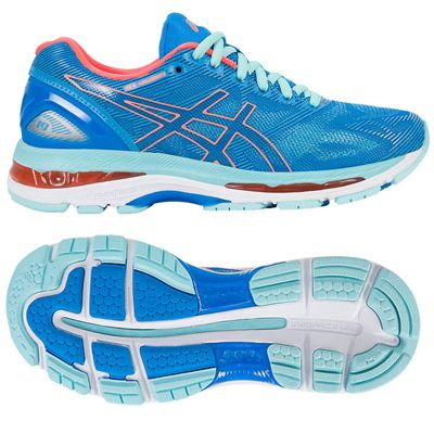 Asics Gel-Nimbus 19 Ladies Running Shoes-main