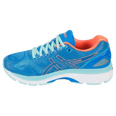 Asics Gel-Nimbus 19 Ladies Running Shoes-rightside