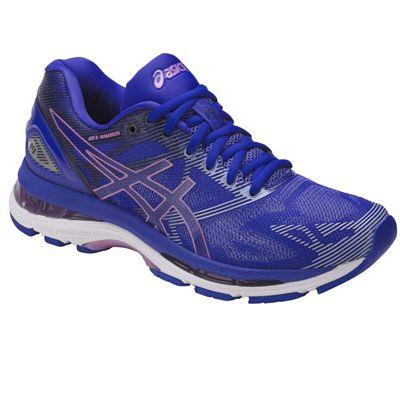 Asics Gel-Nimbus 19 Ladies Running Shoes AW17 - Angled1