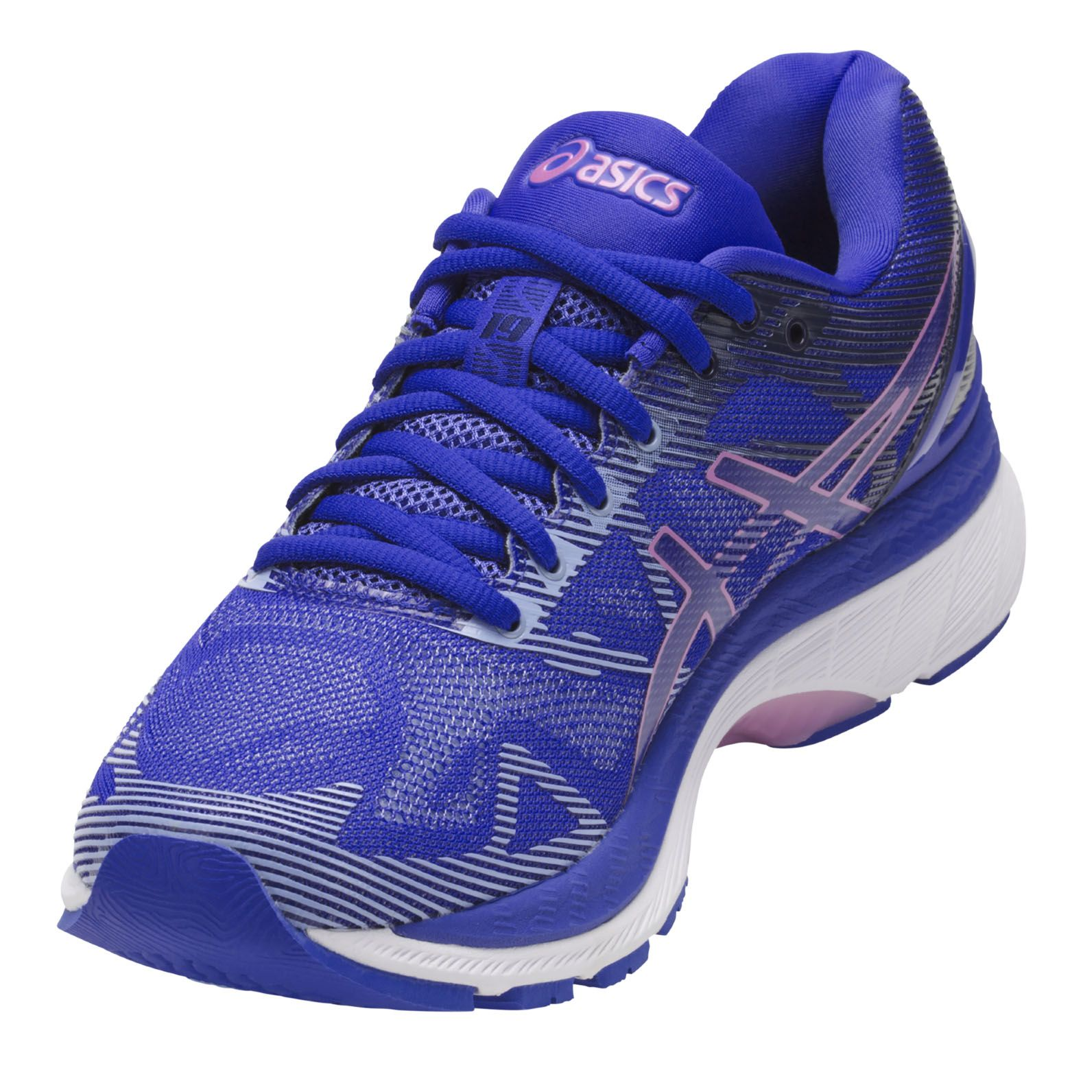 asics gel nimbus 19 ladies running shoes. Black Bedroom Furniture Sets. Home Design Ideas