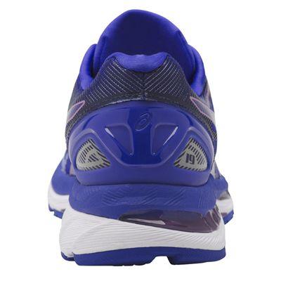 Asics Gel-Nimbus 19 Ladies Running Shoes AW17 - Back