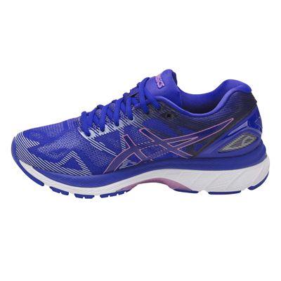 Asics Gel-Nimbus 19 Ladies Running Shoes AW17 - Side