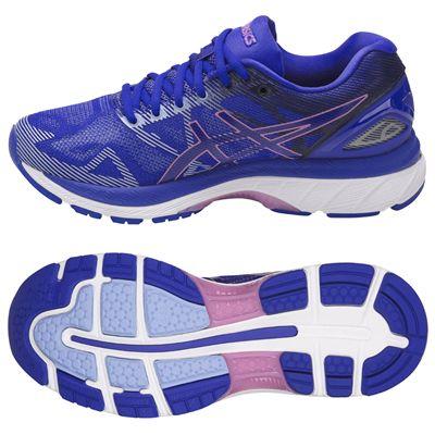 Asics Gel-Nimbus 19 Ladies Running Shoes - Sweatband.com 5b79eb94a