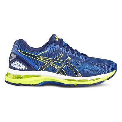 Asics Gel-Nimbus 19 Mens Running Shoes-blue