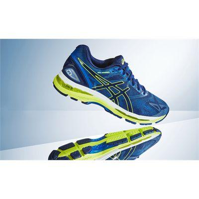 Asics Gel-Nimbus 19 Mens Running Shoes-highlight