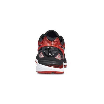 Asics Gel-Nimbus 19 Mens Running Shoes-red-heel