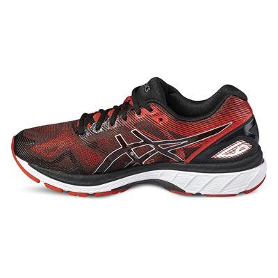 Asics Gel-Nimbus 19 Mens Running Shoes-red