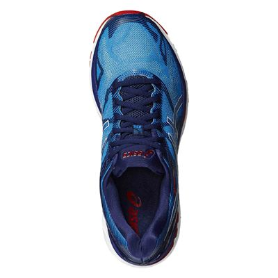 Asics Gel-Nimbus 19 Mens Running Shoes AW17 - Above