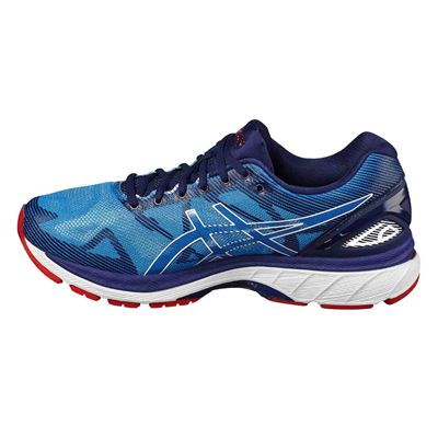 Asics Gel-Nimbus 19 Mens Running Shoes AW17 - Side