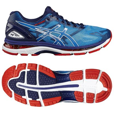 Asics Gel-Nimbus 19 Mens Running Shoes AW17