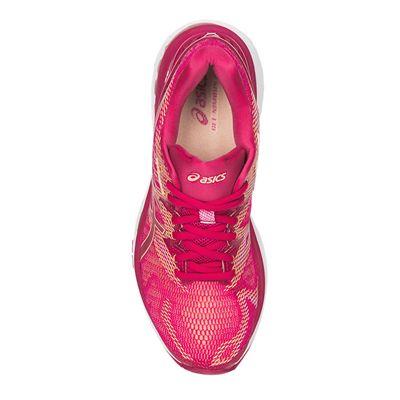 Asics Gel-Nimbus 20 Ladies Running Shoes - Above