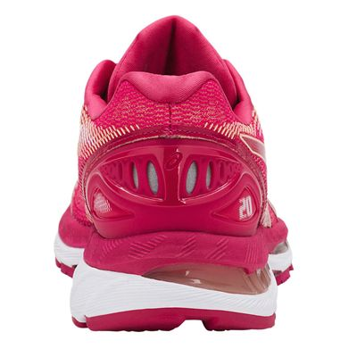 Asics Gel-Nimbus 20 Ladies Running Shoes - Back