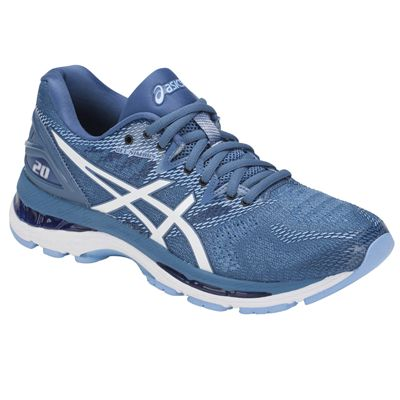 Asics Gel-Nimbus 20 Mens Running Shoes AW18 - Angled2