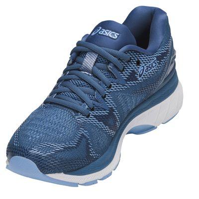 Asics Gel-Nimbus 20 Mens Running Shoes AW18 - Angled