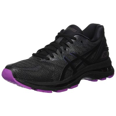 Asics Gel-Nimbus 20 Lite-Show Ladies Running Shoes - Angled2