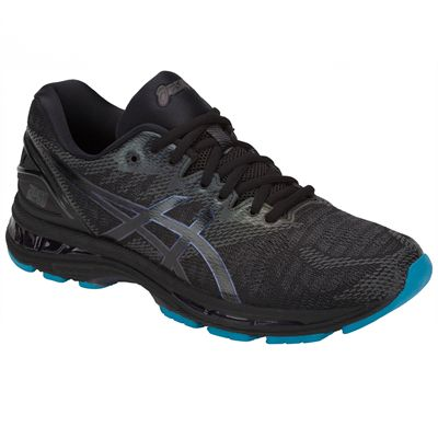 Asics Gel-Nimbus 20 Lite-Show Mens Running Shoes - Angled